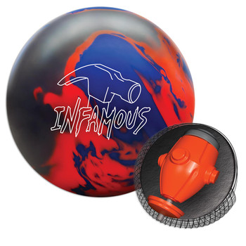 Hammer Infamous Bowling Ball and Core