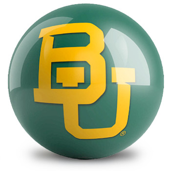 OTBB Baylor Bears Bowling Ball