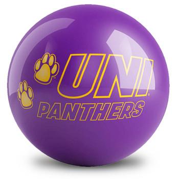 OTBB Northern Iowa Panthers Bowling Ball