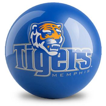 OTBB Memphis Tigers Bowling Ball