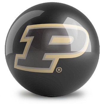 OTBB Purdue Boilmakers Bowling Ball