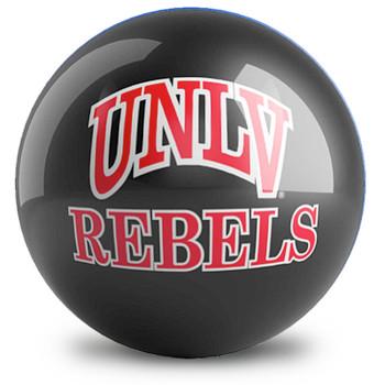 OTBB UNLV Rebels Bowling Ball