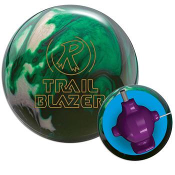 Radical Trail Blazer Bowling Ball and Core