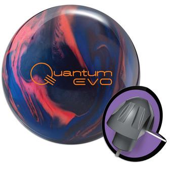 Brunswick Quantum Evo Pearl Bowling Ball and Core