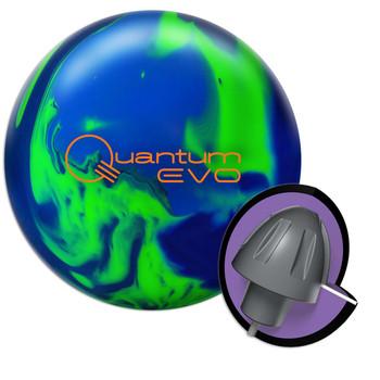 Brunswick Quantum Evo Solid Bowling Ball and Core