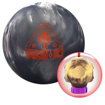Roto Grip Rubicon UC3 Bowling Ball and Core