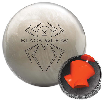 Hammer Black Widow Ghost Pearl Bowling Ball and Core