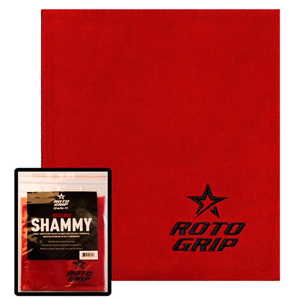Roto Grip Shammy - Red