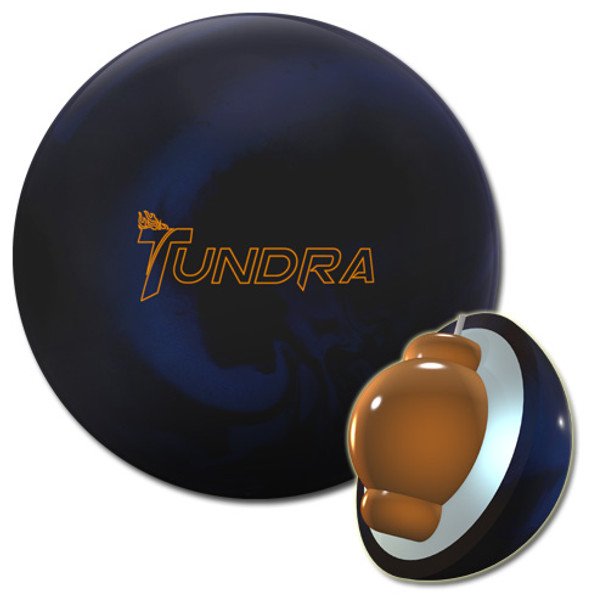 Track Tundra Solid Bowling Ball and core