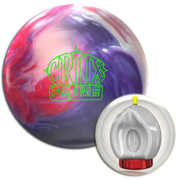Storm Crux Prime Bowling Ball and Core