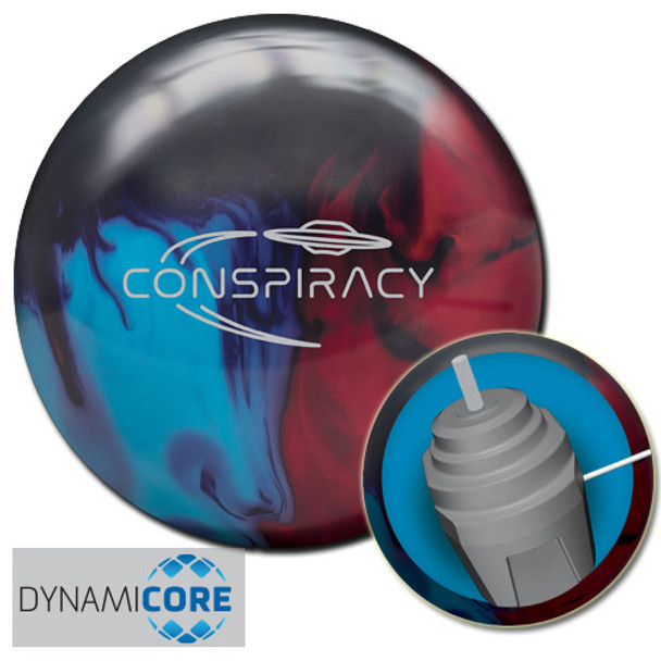 Radical Conspiracy Hybrid Bowling Ball and Core