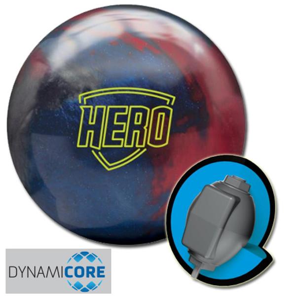 Brunswick Hero Bowling Ball and Core