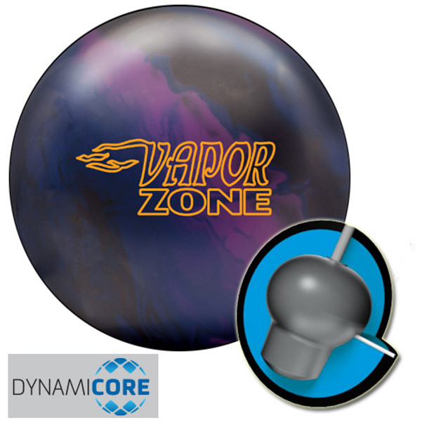 Brunswick Vapor Zone Solid Bowling Ball and Core