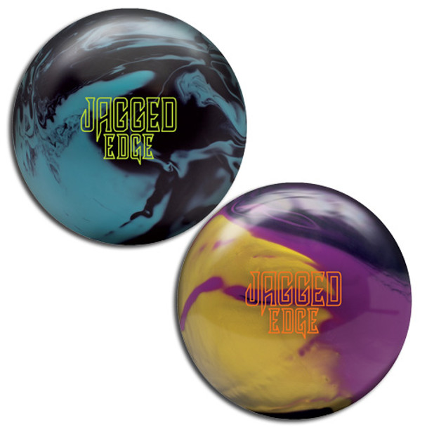 Brunswick Jagged Edge 2 Ball Package