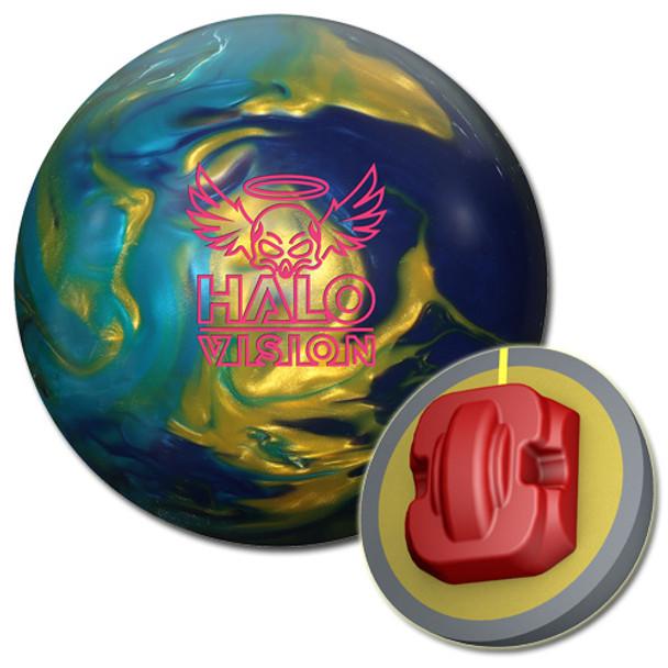 Roto Grip Halo Vision Bowling Ball and Core