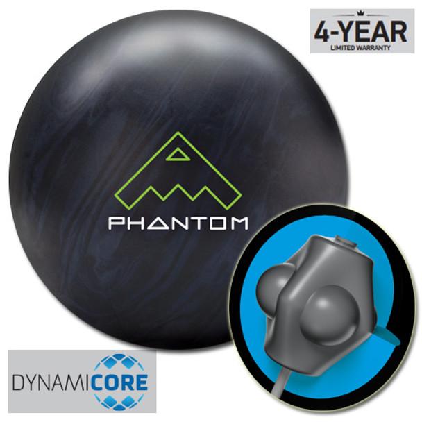Brunswick Vintage Phantom Bowling Ball and Core