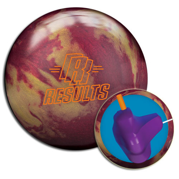 Radical Results Bowling Ball and Core