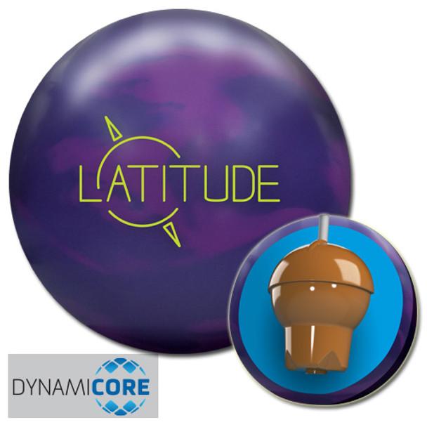 Track Latitude Bowling Ball and Core
