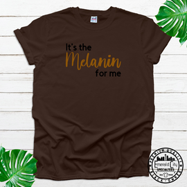 it's the MELANIN for me