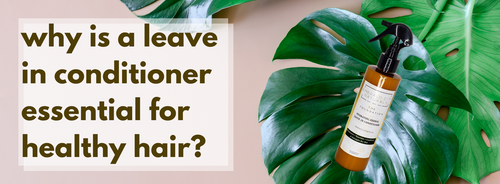 Why You Need a Leave in Conditioner