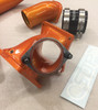 "LBZ LMM Duramax Billet 3"" 3in Y-bridge kit Illusion Orange SDP"