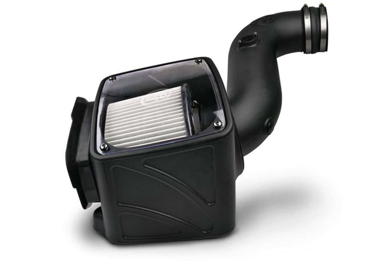 S&B LBZ Cold Air Intake Kit- Dry Filter