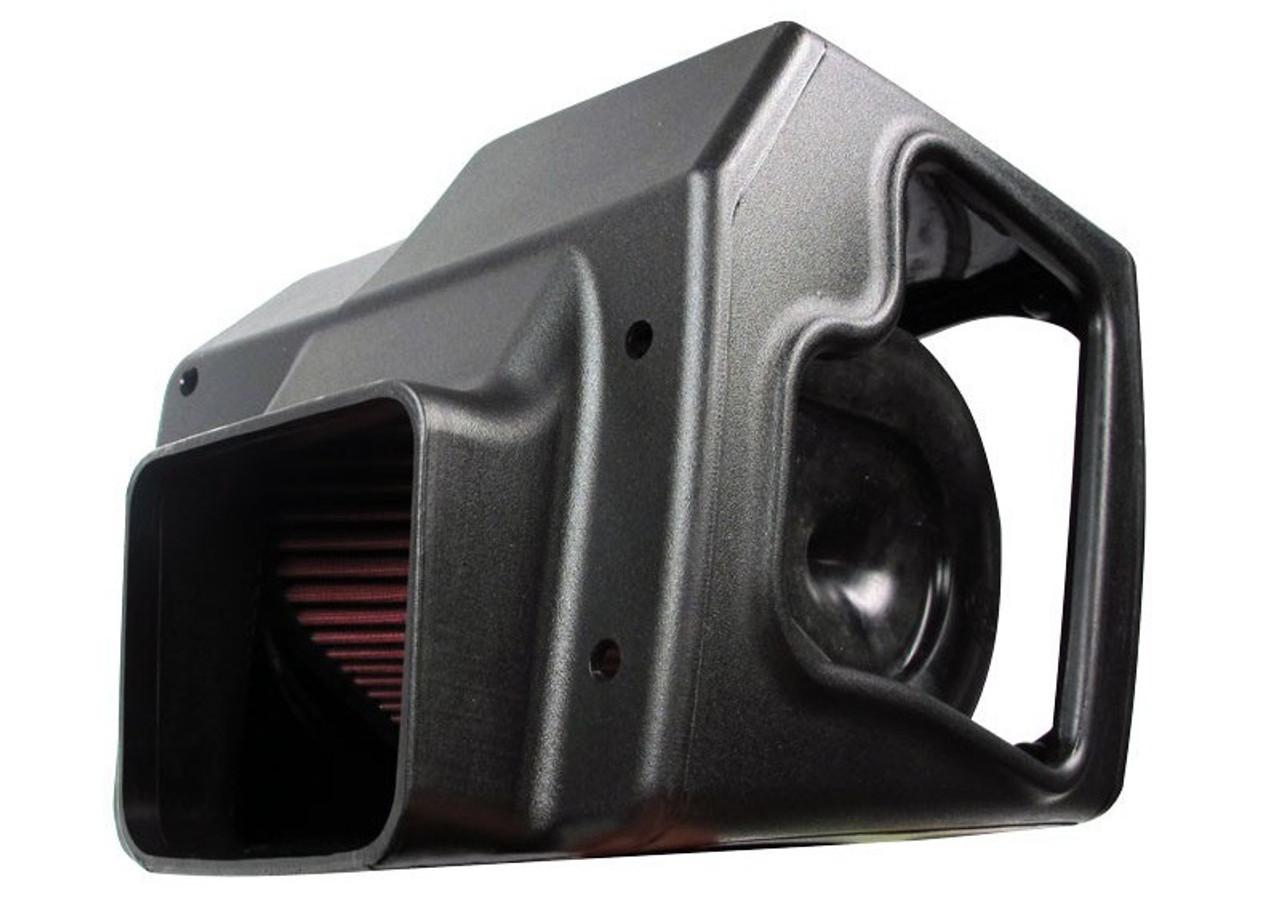 S&B 75-5075-1D Cold Air Intake w/Dry Filter | 11-16 GM 6.6L Duramax