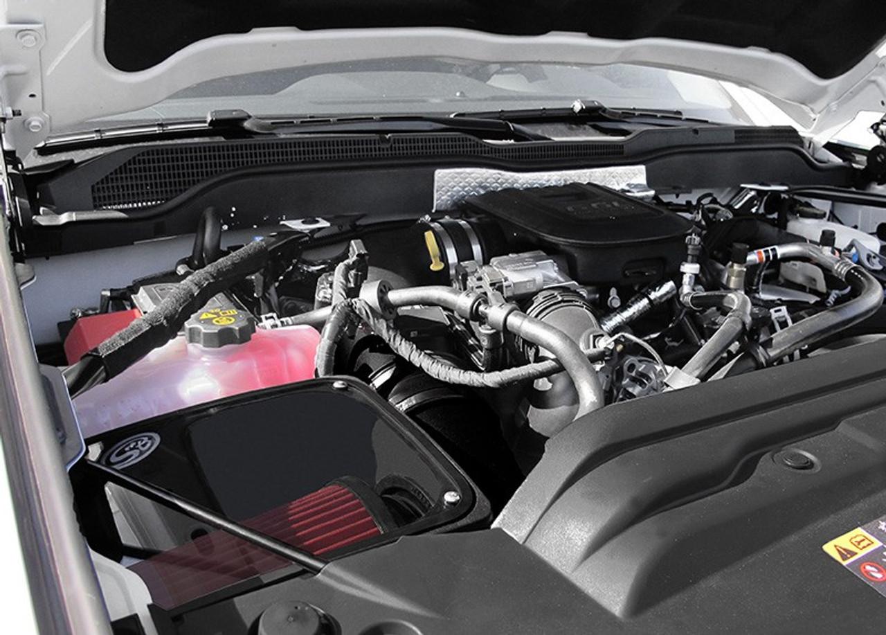 S&B LML 2011-16 Cold Air Intake Kit- Dry Filter