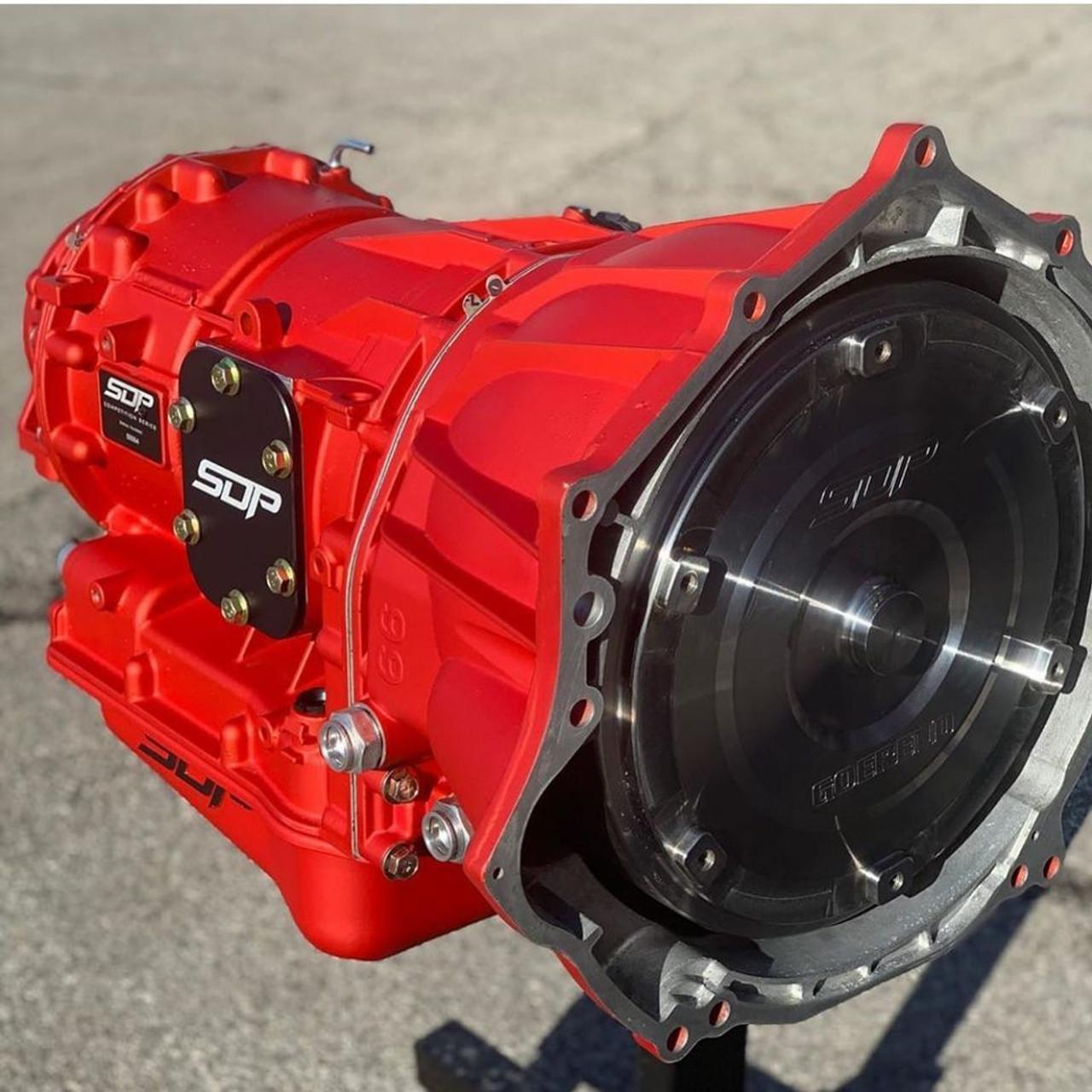 SDP Built Allison 1000 Transmission with Billet Torque Converter