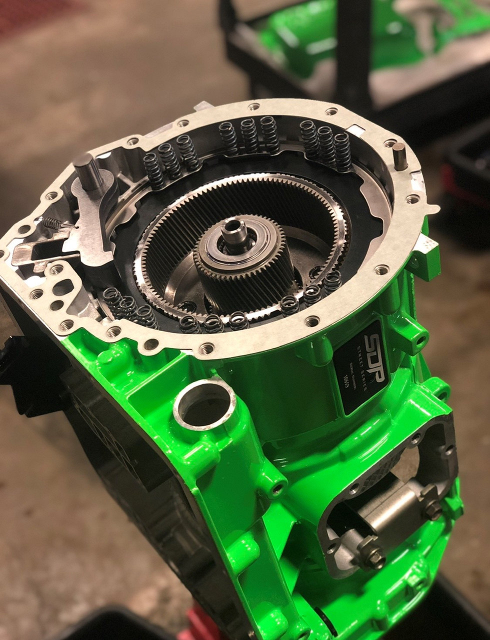 SDP Built Allison 1000 Duramax transmission assembly process