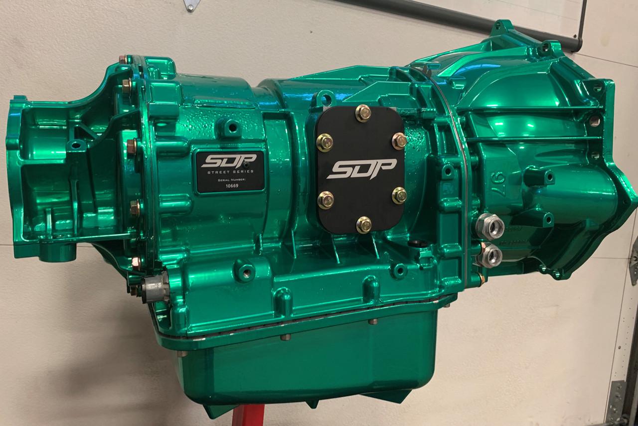 SDP Built Allison 1000 Duramax transmission