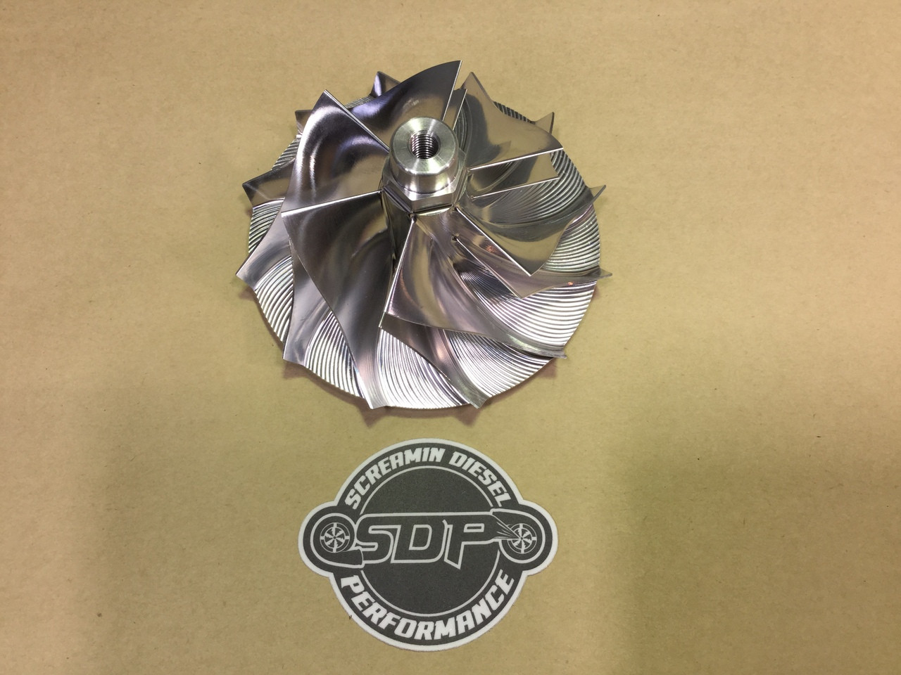SDP Billet 4094 Compressor Wheel