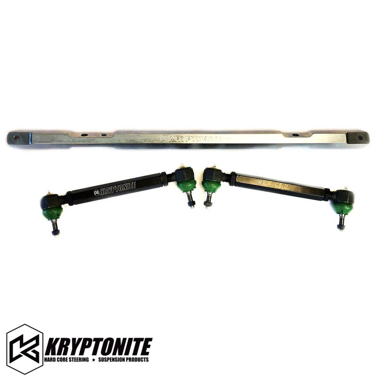 Kryptonite SS Series Centerlink Tie Rod Package