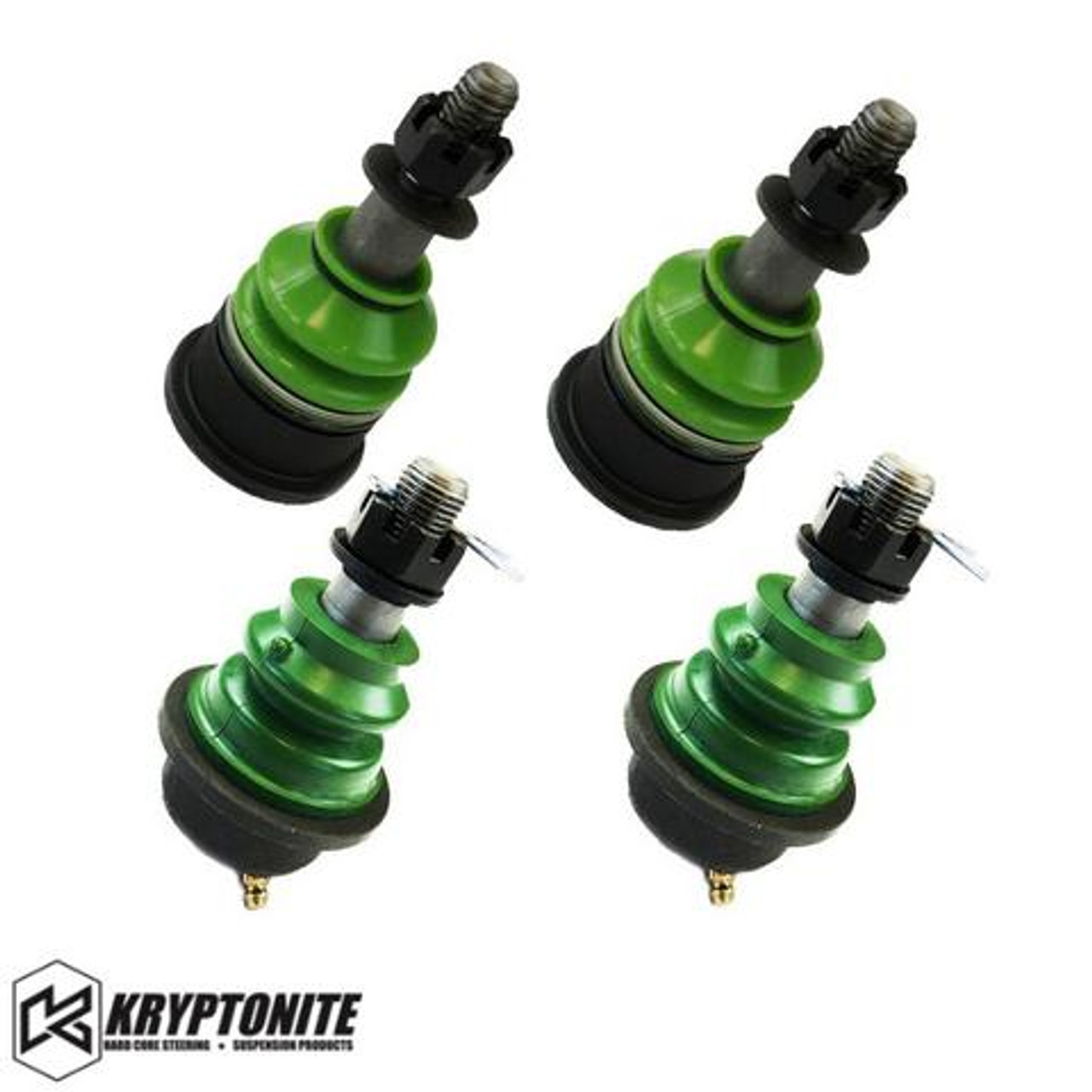 Kryptonite Upper And Lower Ball Joints Package Deal