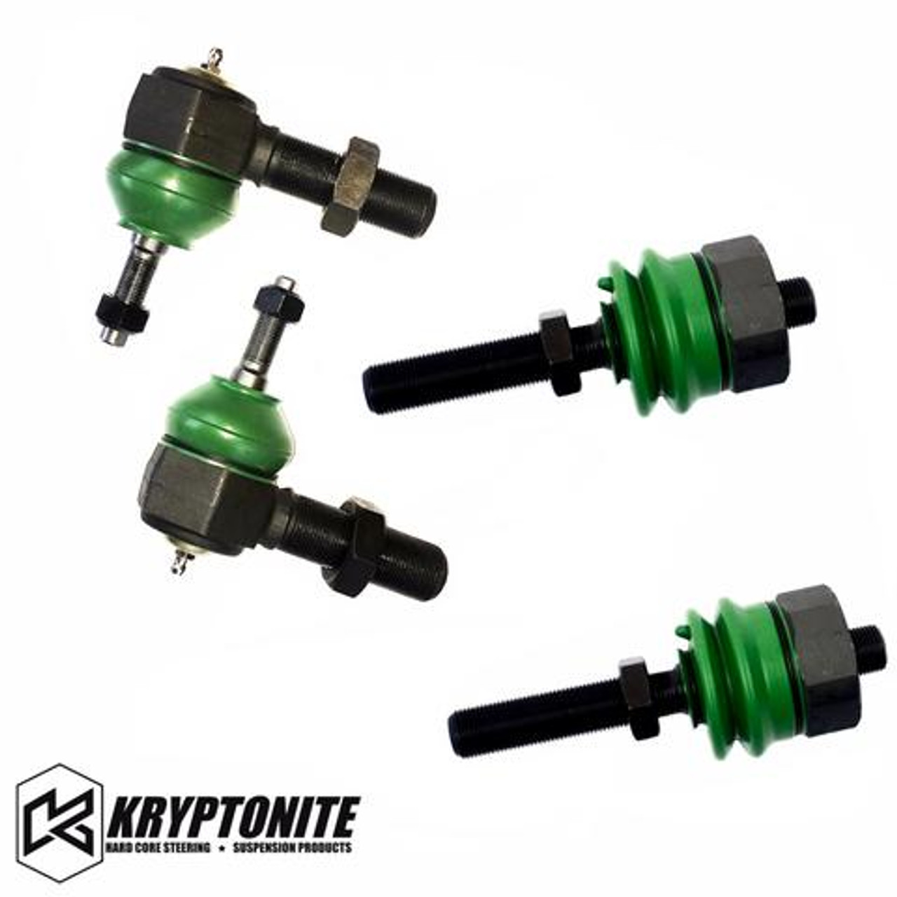 Kryptonite Tie Rod Rebuild Kit For The Rods With Stock Center Link