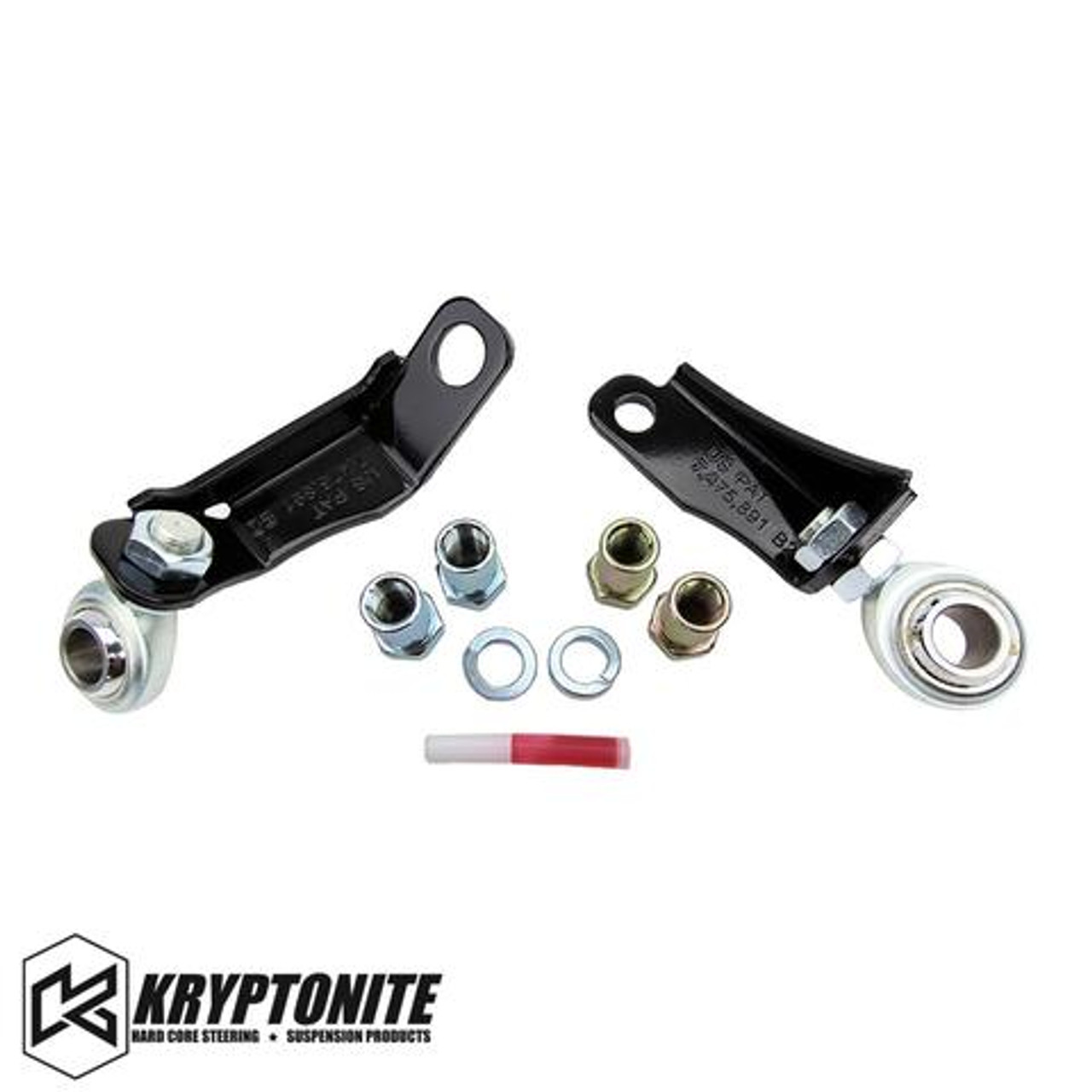 Kryptonite Pitman/Idler Arm Support Kit