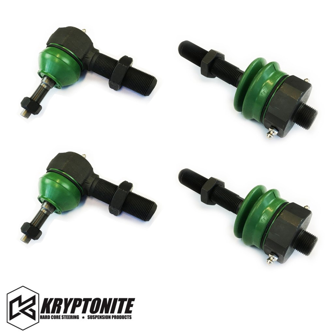 KRYPTONITE TIE ROD REBUILD KIT FOR TIE RODS WITH STOCK CENTER LINK 2011+