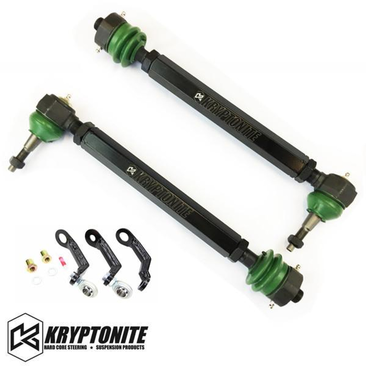 KRYPTONITE DEATH GRIP TIE RODS W/ PISK KIT 2011+
