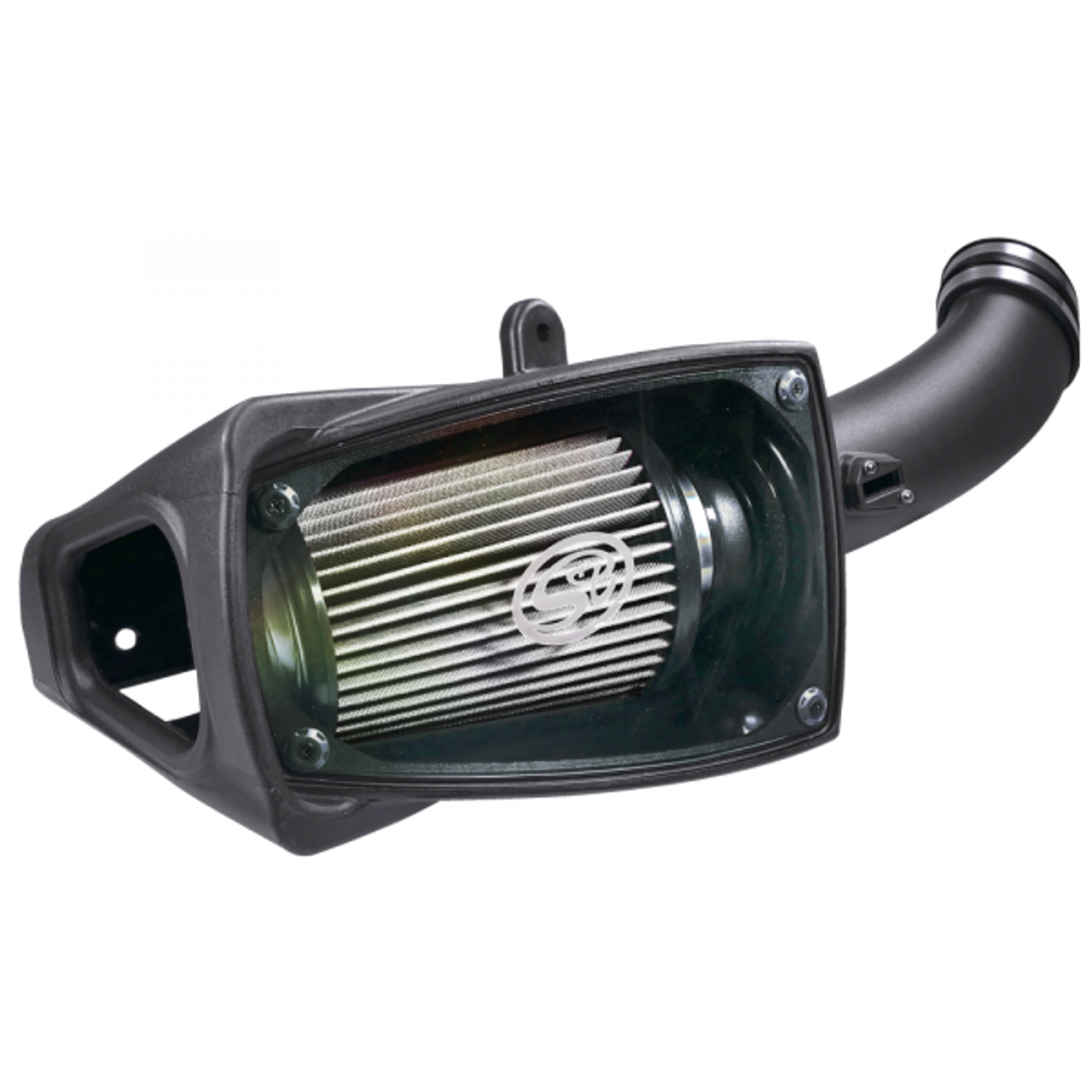 S&B 75-5104D Cold Air Intake w/Dry Filter | 11-16 Ford 6.7L Powerstroke