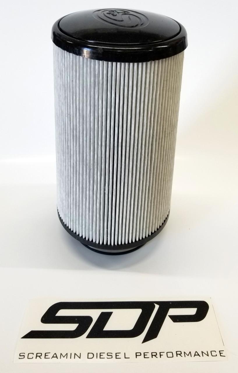 "4"" Intake Replacement Air Filter"