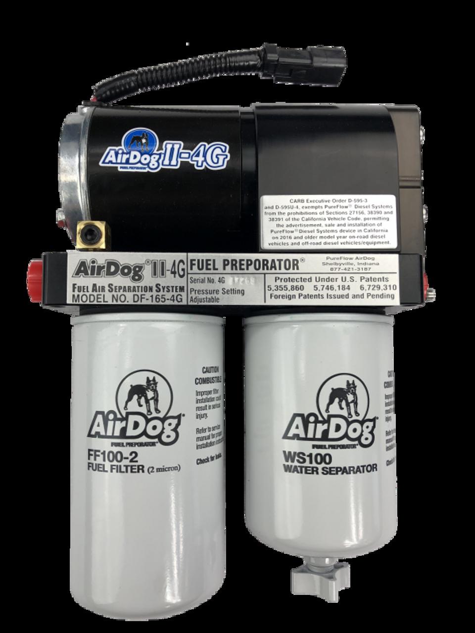 AirDog II-4G A6SABC410 165GPH Lift Pump | 11-14 GM 6.6L Duramax