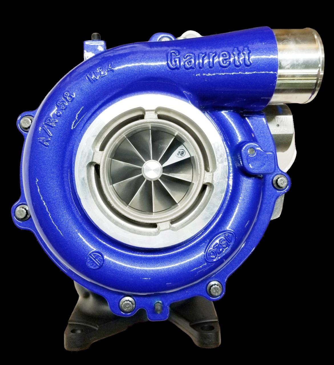 Garrett Stage 1 PowerMax GT3788V Turbo I 11-16 GM 6.6L Duramax
