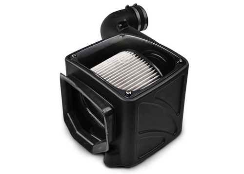 S&B 75-5080D Cold Air Intake w/Dry Filter | 06-07 GM 6.6L Duramax