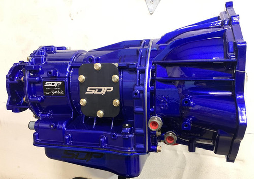 SDP Built Allison 1000 Transmission with Billet Torque Converter