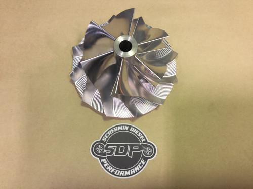 SDP Billet S475 Compressor Wheel