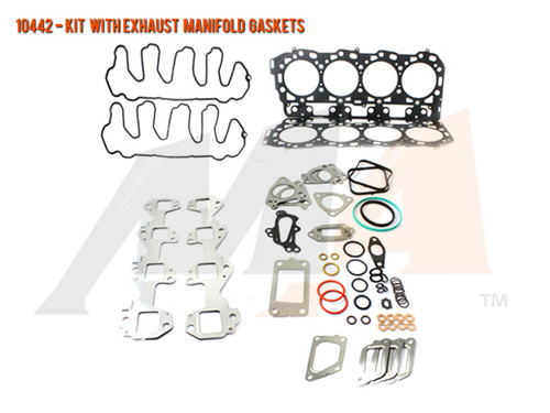 LML Head Gasket Kit w/ ARP studs