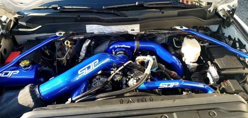 S369SX-E LML Single turbo kit Duramax