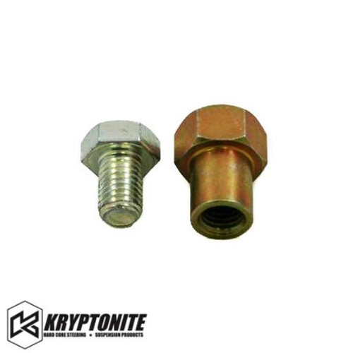 Gold(Course Thread fits  Genuine GM pitman and idler arms)
