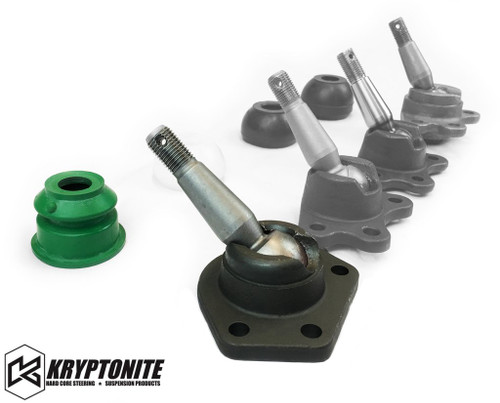 KRYPTONITE KR6292 BOLT-IN UPPER BALL JOINT (FOR AFTERMARKET UPPER CONTROL ARMS) 2001-2019