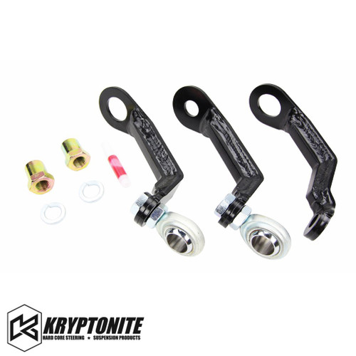 KRYPTONITE PITMAN AND IDLER ARM SUPPORT KIT 2011-2019